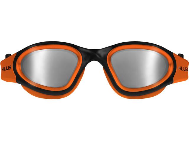 HUUB Aphotic Goggles, oranje/zwart